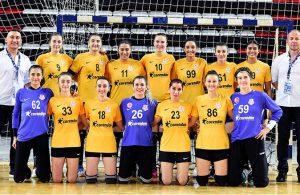 Muratpaşa Belediyespor çeyrek finale yükseldi