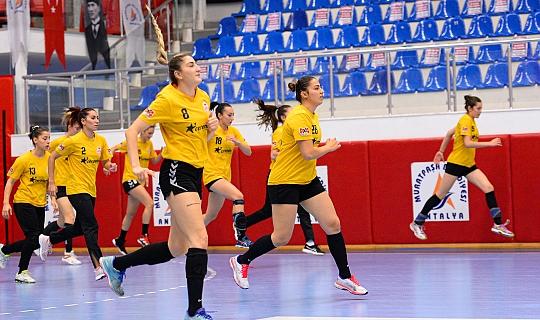 Muratpaşa Belediyespor ile Kastamonu Belediyespor karşılaşacak