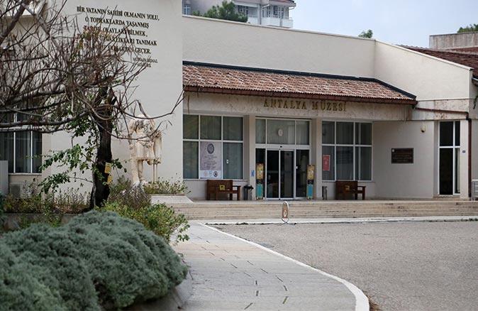 Antalya'daki müzelerde 'güvenlik' sorunu iddiası
