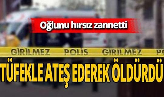 Oğlunu hırsız zannedip tüfekle vurdu! 17 Yaşındaki Mehmet hayatını kaybetti