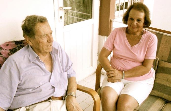5 ay önce ölen eski baro başkanının eşi hayatını kaybetti