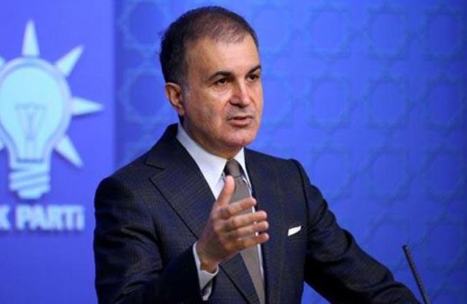 AK Parti Sözcüsü Ömer Çelik'ten flaş açıklama