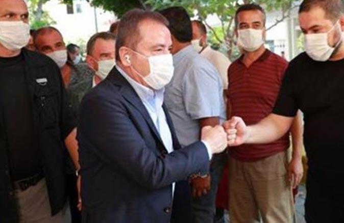 Antalya Büyükşehir Belediye Başkanı Muhittin Böcek ile ilgili 'Alanya' detayı