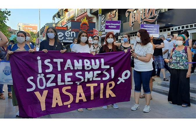 2020'nin en çok konuşulan toplumsal olayı İstanbul Sözleşmesi nedir ?