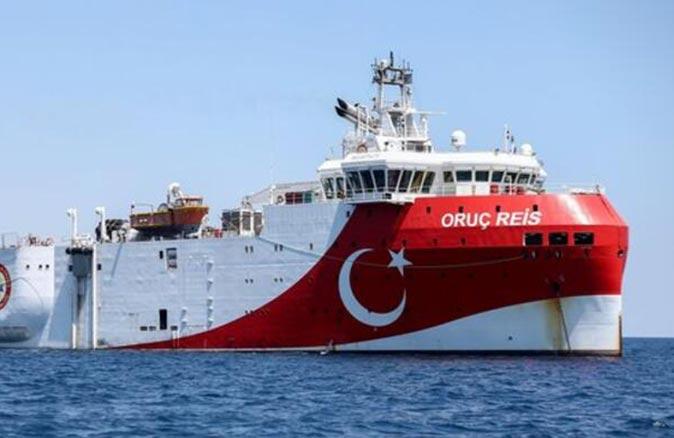 SON DAKİKA! Oruç Reis için Doğu Akdeniz'de yeni Navtex