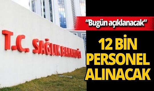 ÖSYM Başkanı Prof. Dr. Halis Aygün duyurdu! Sağlık Bakanlığı 12 bin personel alımı atama sonuçları ne zaman açıklanacak?