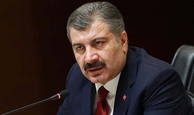 Antalya'daki skandal olay ile ilgili Sağlık Bakanı Fahrettin Koca'dan tepki