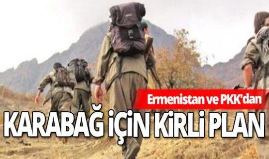 PKK'lı teröristler Suşa bölgesine nakledildi