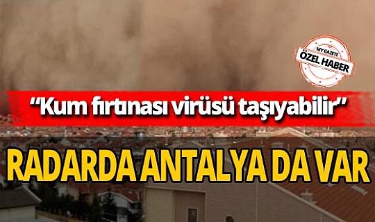 Prof. Dr. Ahmet Cemal Saydam uyardı: