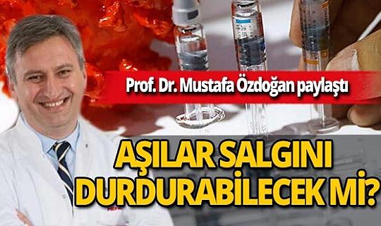 Prof. Dr. Mustafa Özdoğan paylaştı: