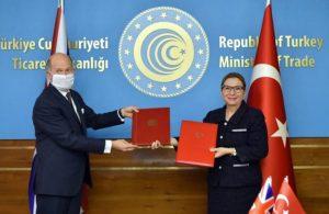İngiltere ve Türkiye arasında tarihi anlaşma!