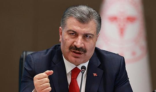 Sağlık Bakanı Fahrettin Koca: 'Ülkemize karşı vicdani sorumluluğumuzdur'