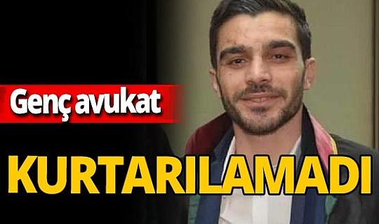 Samsun'da balkondan atlayan avukat Mehmet Erdem kurtarılamadı