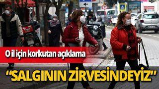 Samsun İl Sağlık Müdürü Dr. Öğretim Üyesi Muhammet Ali Oruç: