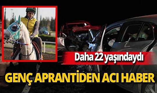 Şanlıurfa'da feci kaza! 22 yaşındaki İsmail Çizik hayatını kaybetti