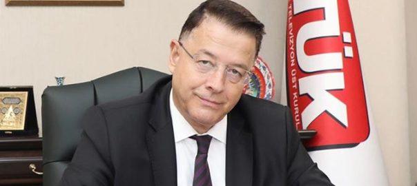 RTÜK Başkan Yardımcısı Şemsettin Gürpınar: