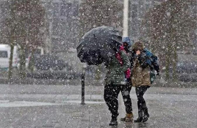 Dikkat! Sibirya soğukları geliyor! Kar yağışı için tarih verildi