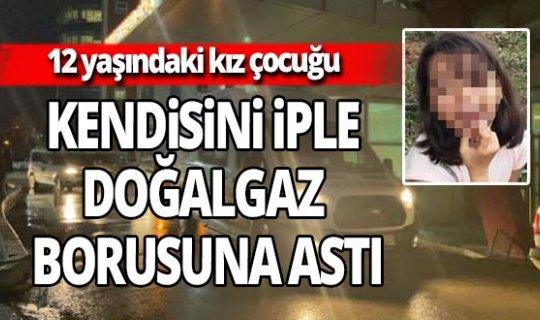Sivas'ta 12 yaşındaki çocuk intihar etti