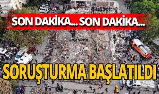 """Son dakika! Adalet Bakanı Abdülhamit Gül: """"Soruşturma başlatıldı"""""""