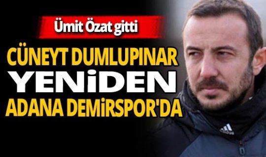 Son dakika! Adana Demirspor vakit kaybetmedi! Ümit Özat'ın yerine bakın kim geldi...