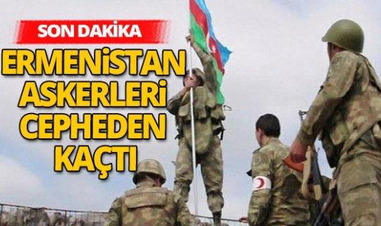 Son dakika: Azerbaycan Savunma Bakanlığı açıkladı!
