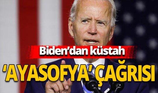 Son dakika! Biden: 'Türkiye  üzerinde baskı kurulmalı'