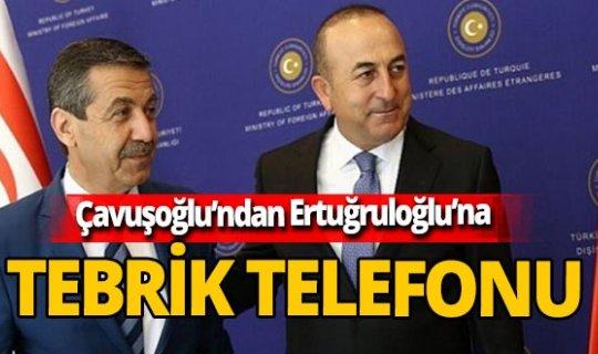 Son dakika! Dışişleri Bakanı Mevlüt Çavuşoğlu Tahsin Ertuğruloğlu'nu tebrik etti
