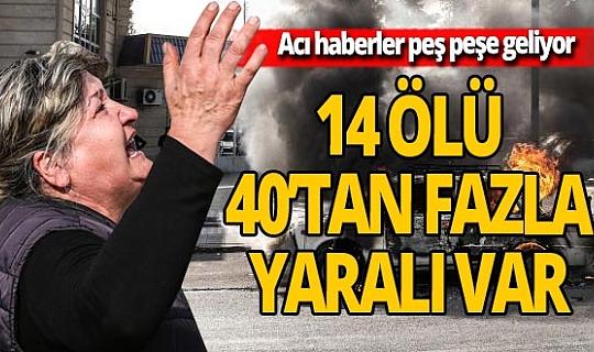 Son dakika! Ermenistan Berde şehir merkezini vurdu