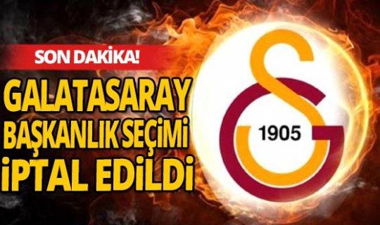 Son Dakika: Galatasaray'da flaş açıklama...
