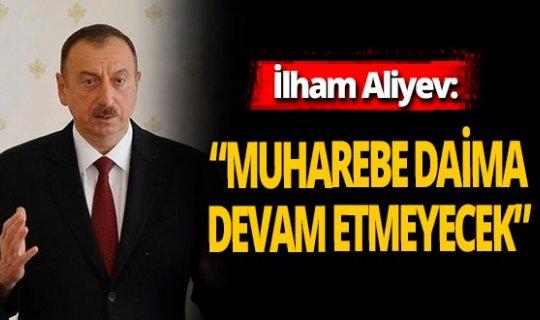 """Son dakika! İlham Aliyev'den """"Türkiye mutlaka olmalı"""" vurgusu"""