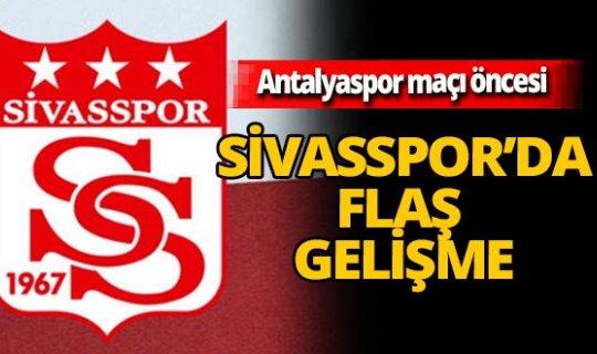 Son dakika! Sivasspor'da bir koronavirüs vakası daha