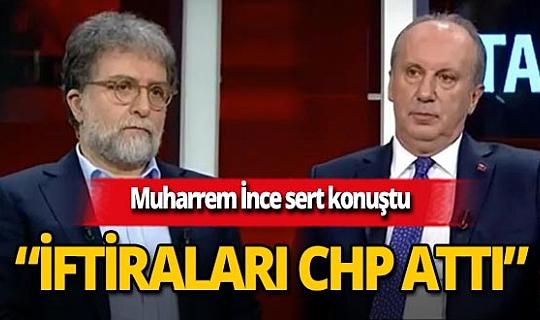 Son dakika...Muharrem İnce'den CHP yönetimine sert eleştiri