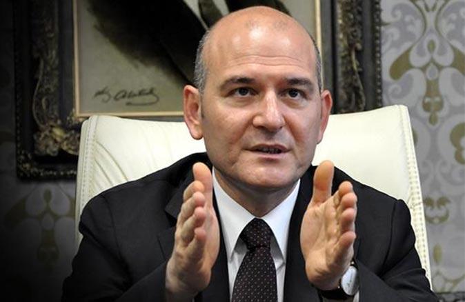 """Bakan Süleyman Soylu: """"AFAD uygulamasını da kendimiz yapacağız"""""""