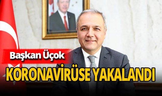 Suluova Belediye Başkanı Fatih Üçok koronavirüse yakalandı