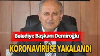 Sumbas İlçe Belediye Başkanı Zeki Demiroğlu koronavirüse yakalandı
