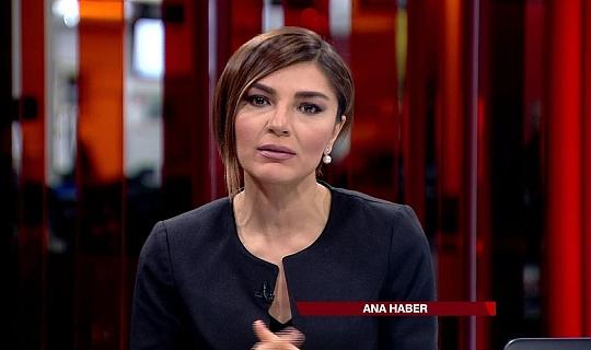 Sunucu Buket Güler CNN Türk'ten ayrıldı!