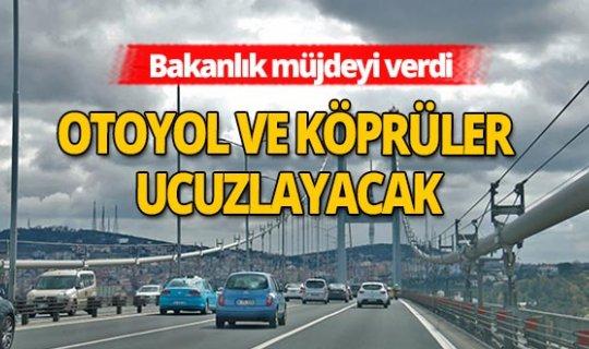 Sürücülere müjde! Resmi Gazete'de yayınlandı