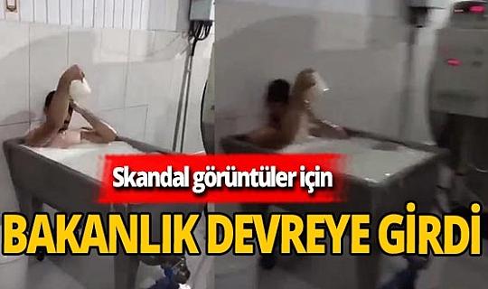 Süt fabrikasındaki skandalla ilgili yeni gelişme!
