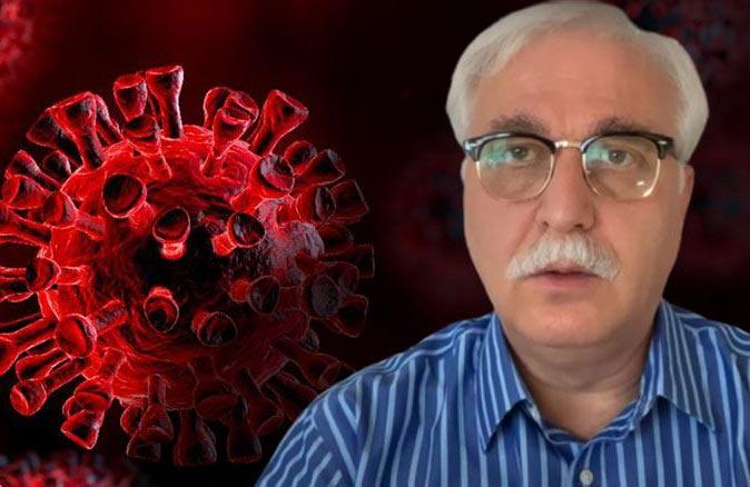 Bilim Kurulu Üyesi'den, 'mutasyona uğrayan' koronavirüsle ilgili açıklama