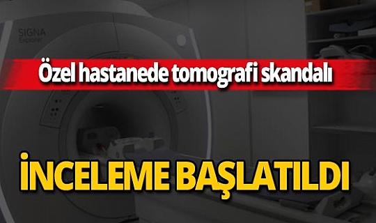Tekirdağ'da koronavirüs testi pozitif çıkan Emine Ersan özel hastaneyi şikayet etti, olayla ilgili inceleme başlatıldı