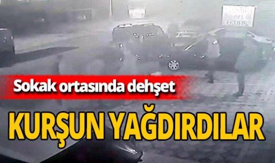 Tekirdağ'da sokak ortasında adam öldürdüler!