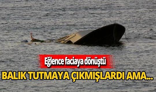 Tekne battı! Kayıplar aranıyor