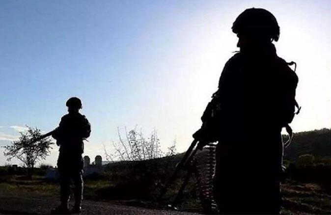 İkna edilen 7 terörist teslim oldu