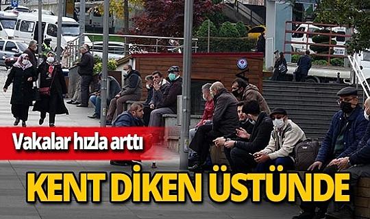 Trabzon'da vakaların artış sebebi 'ev ziyaretleri'