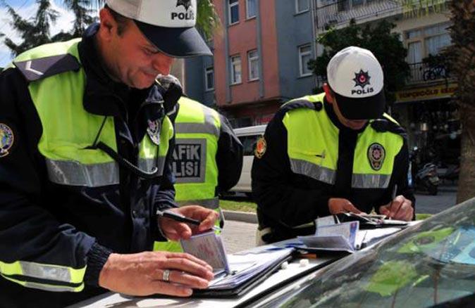 Trafik cezalarında yeni düzenleme!