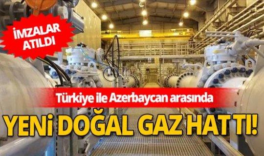Türkiye Azerbaycan arasında tarihi anlaşma!