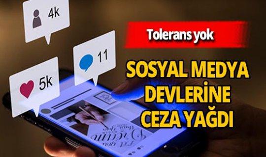 Türkiye'de temsilcileri yoktu, o sitelere ceza yağdı!