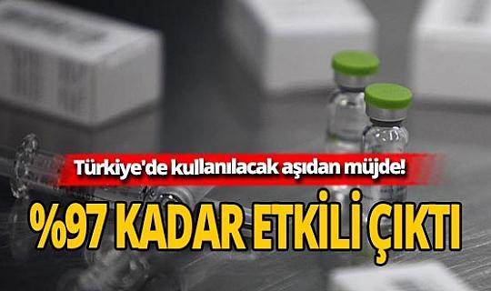 Türkiye'ye gelecek korona aşısında flaş gelişme!