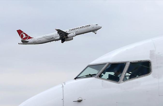 THY'nin ocak ayı uçuş planı güncellendi
