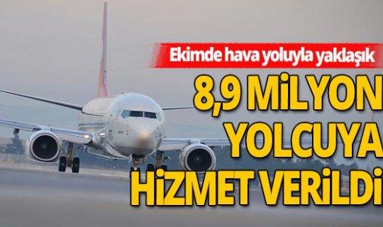 Ulaştırma ve Altyapı Bakanlığı yolcu ve yük istatistiklerini açıkladı